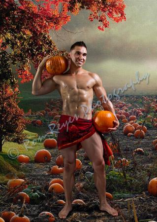 Demi God Pumpkin Lord