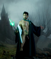 00A3S_ The Young Salazar Slytherin - Raw & Naked