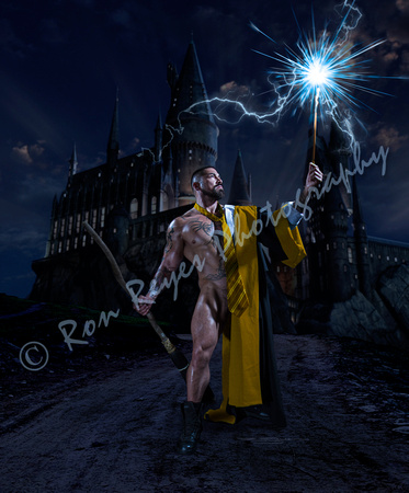 00A3M_ HUFFLEPUFF Fourth of July Patronus